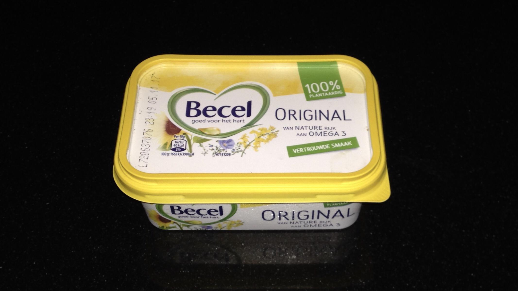 Waar is mijn Becel?