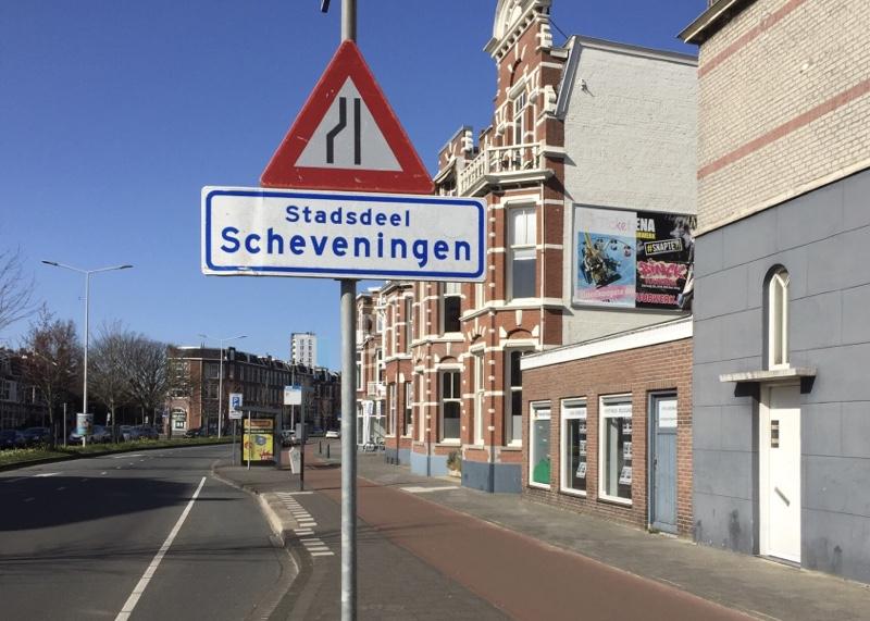 Hoek Beeklaan Laan van Meerdervoort